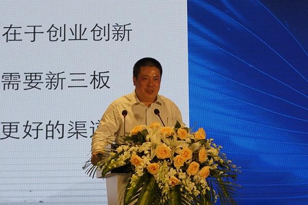 刘研:拥抱新三板,拥抱未来